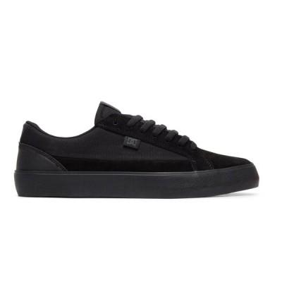 カジュアルシューズ ディーシーシューズ DC Shoes Men's Lynnfield S Skate Shoes ADYS300463 BLACK/BLACK/BLACK