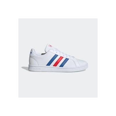 アディダス adidas グランド コート ベース [Grand Court Base Shoes] (ホワイト)