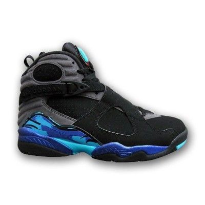 AIR JORDAN 8 RETRO 'AQUA' エア ジョーダン 8 レトロ アクア 【MEN'S】 black/true red-flint grey-bright concord 305381-025