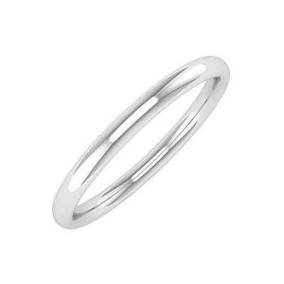 ゴールド 2mm プレーン 結婚指輪