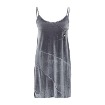 ジジル JIJIL ミニワンピース&ドレス ミリタリーグリーン 42 ポリエステル 94% / ポリウレタン 6% ミニワンピース&ドレス