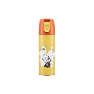 ムーミン ワンプッシュプチステンレスマグボトル 140ml SMBC1D お弁当箱・水筒(ニッセン、nissen)