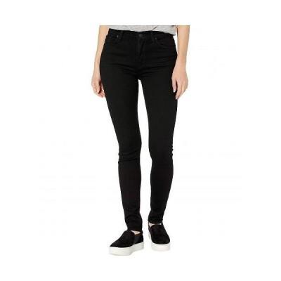 Hudson Jeans ハドソン ジーンズ レディース 女性用 ファッション ジーンズ デニム Barbara High-Waist Super Skinny in Black - Black