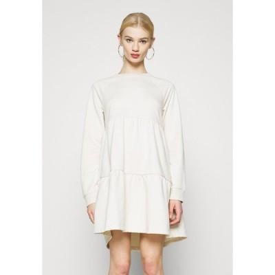 モンキ ワンピース レディース トップス OSMA DRESS - Day dress - white dusty light unique
