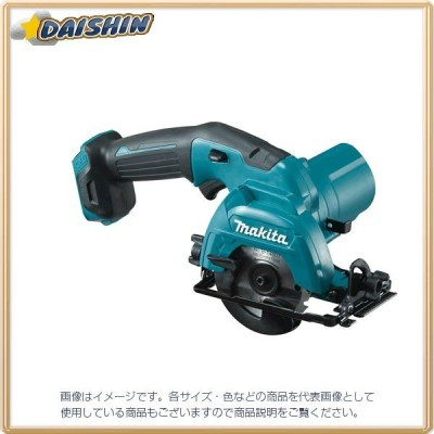 マキタ makita 充電式マルノコ(チップソー付) 10.8V 本体のみ HS301DZ [A071106]