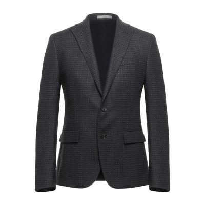 CC COLLECTION CORNELIANI テーラードジャケット ブラック 50 バージンウール 100% テーラードジャケット