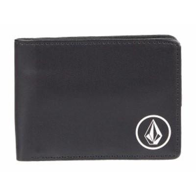 ボルコム メンズ 財布 アクセサリー Corps Wallet Black