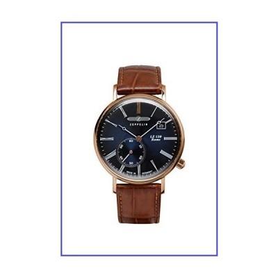 ツェッペリン ZEPPELIN 腕時計 LZ120Rome ネイビー文字盤 7137-3 メンズ