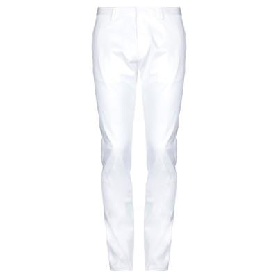 ディースクエアード DSQUARED2 パンツ ホワイト 46 コットン 97% / ポリウレタン 3% パンツ