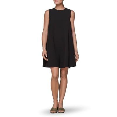 スイスタジオ レディース ワンピース トップス Lexi Sleeveless Dress BLACK