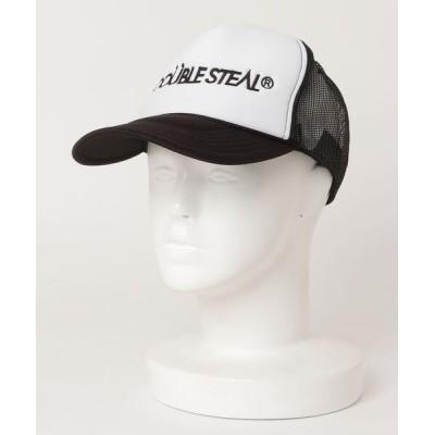 DOUBLE STEAL / Basic Mesh CAP MEN 帽子 > キャップ