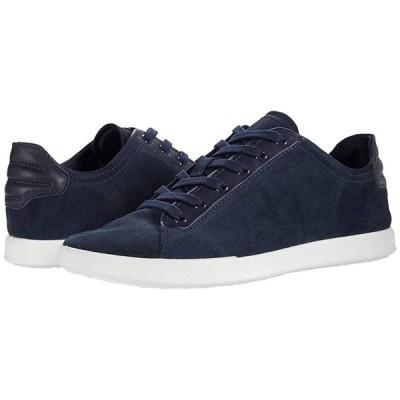 エコー Collin 2.0 All-Day Sneaker メンズ スニーカー 靴 シューズ Navy/Night Sky/Night Sky Calf Suede/Cow Leather/Textile