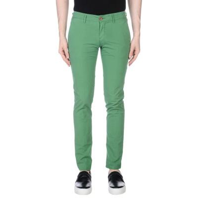 メゾン クロシャード MAISON CLOCHARD パンツ ライトグリーン 29 コットン 98% / ポリウレタン 2% パンツ