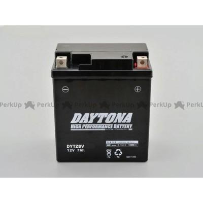 【無料雑誌付き】デイトナ ハイパフォーマンスバッテリー DYTZ8V DAYTONA