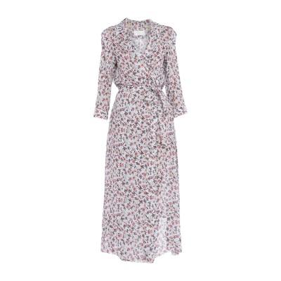 クロエ CHLOÉ ロングワンピース&ドレス ライトグレー 34 レーヨン 100% ロングワンピース&ドレス