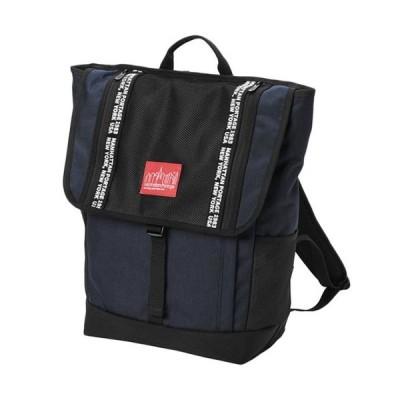 マンハッタンポーテージ(Manhattan Portage) メンズ レディース バックパック Washington SQ Backpack D.ネイビー MP1220DT デイパック リュック タウンユース