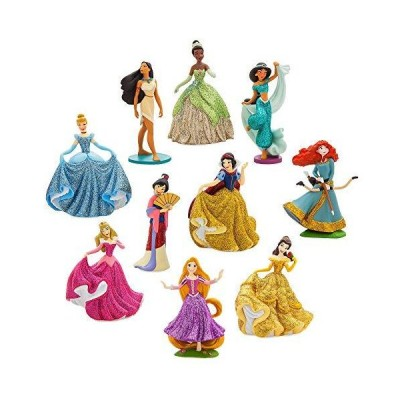 "Disney Princess Deluxe Figure Play Set - ""Happily Ever After""【並行輸入品】"