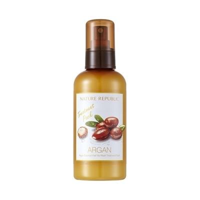 NATURE REPUBLIC Argan Essential Hair No Wash Treatment Pack  アルガンエッセンシャルヘアノーウォッシュトリートメントパック 160ml
