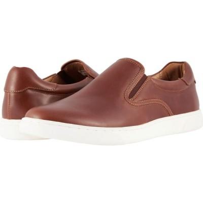 バイオニック VIONIC メンズ スニーカー シューズ・靴 Brody Dark Brown Leather
