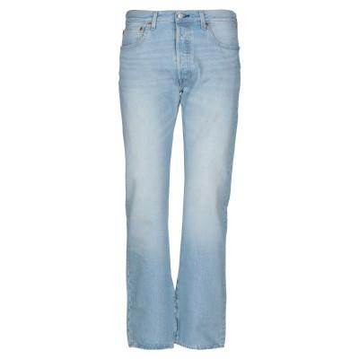 LEVI' S ジーンズ ブルー 33W-32L コットン 99% / ポリウレタン 1% ジーンズ