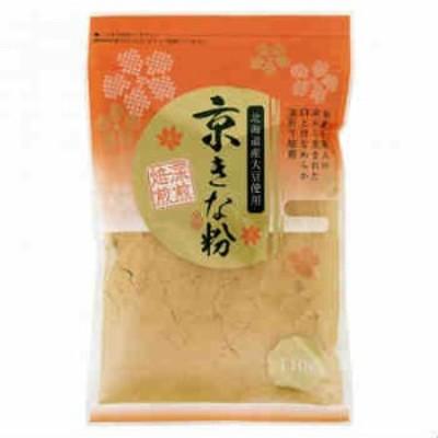 味の坊 京きな粉 110g 10個セット(支社倉庫発送品)