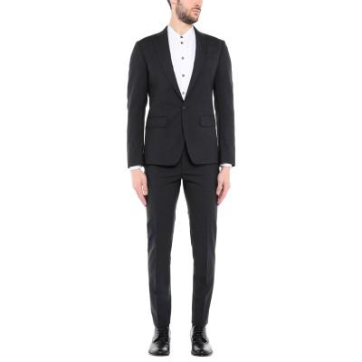 ディースクエアード DSQUARED2 スーツ スチールグレー 50 バージンウール 95% / ポリウレタン 5% スーツ