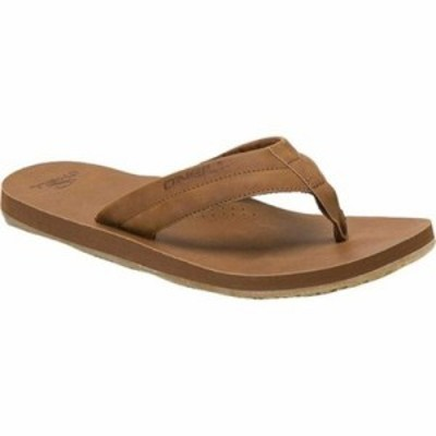 オニール サンダル Trails Thong Sandal Tan