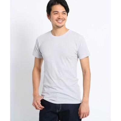 tシャツ Tシャツ ベーシックストレッチ半袖インナー
