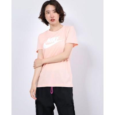 ナイキ NIKE レディース 半袖Tシャツ  ウィメンズ エッセンシャル アイコン フューチュラ L/S Tシャツ BV6170666