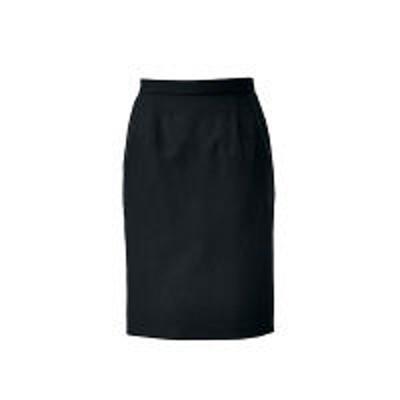 ボンマックスボンマックス BONOFFICE タイトスカート ブラック 15号 AS2299-16 1着(直送品)