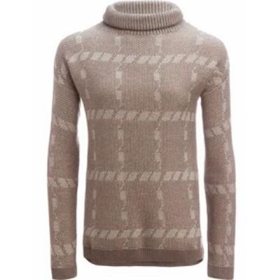 バーバー トップス Glen Knit Sweater - Womens
