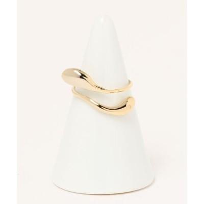 指輪 デザインメタルリング