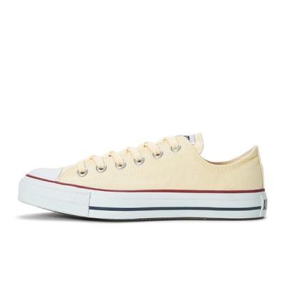 CONVERSE / コンバース ALL STAR OX オールスター ローカット キャンバス WHITE ホワイト