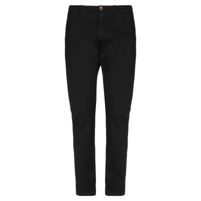 SIVIGLIA WHITE パンツ ブラック 38 コットン 97% / ポリウレタン 3% パンツ