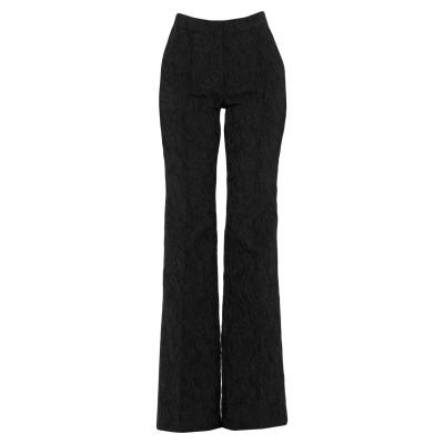 ロシャス ROCHAS パンツ ブラック 40 ポリエステル 86% / ナイロン 13% / ポリウレタン 1% パンツ