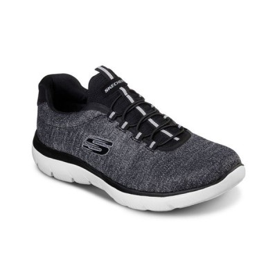 スケッチャーズ メンズ スニーカー シューズ Men's Summits Forton Slip-On Casual Sneakers from Finish Line