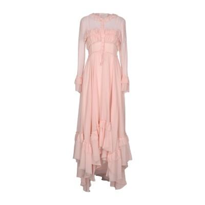 フィロソフィ ディ ロレンツォ セラフィニ PHILOSOPHY di LORENZO SERAFINI ロングワンピース&ドレス ピンク 46 シ