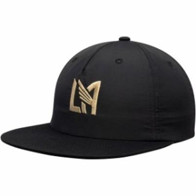 Mitchell & Ness ミッチェル アンド ネス スポーツ用品  Mitchell & Ness LAFC Black Pinch Panel Adjustable Hat