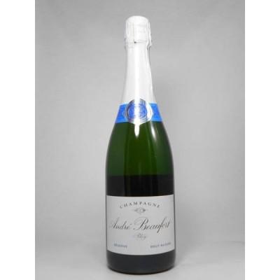 ポリジィ・レゼルヴ・ブリュット・ナチュール NV アンドレ・ボーフォール 750ml スパークリングワイン