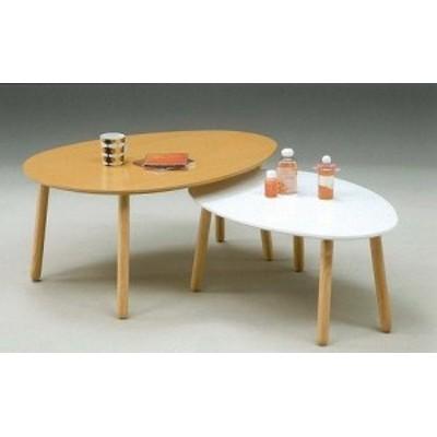 在庫限りとなりました。LT-EGG-L エッグテーブル  リビングテーブル・EGG-L。 Lサイズ (才数:1.3才)