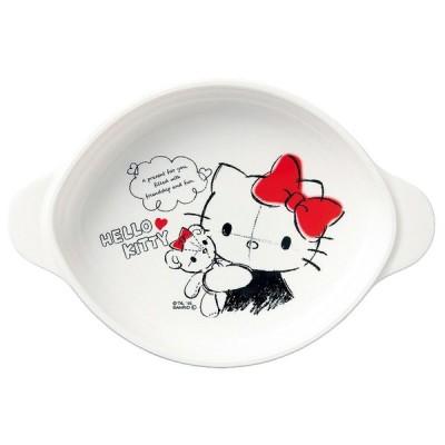 ポリプロピレンお子様食器「ハローキティ」 小皿 CB−34