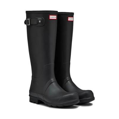 ハンター(HUNTER) メンズ オリジナル トール ブラック HMFT9000RMA BLK 長靴 レインブーツ ラバーブーツ レインシューズ