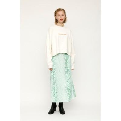 BLEEDING LEO A LINE スカート M/MINT7