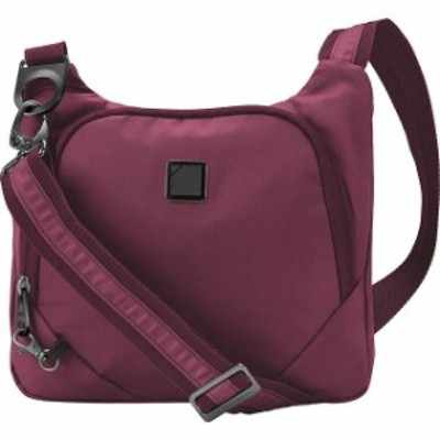 Lewis N. Clark  ファッション バッグ Lewis N. Clark Secura Anti-Theft Crossbody 4 Colors Cross-Body Bag NEW
