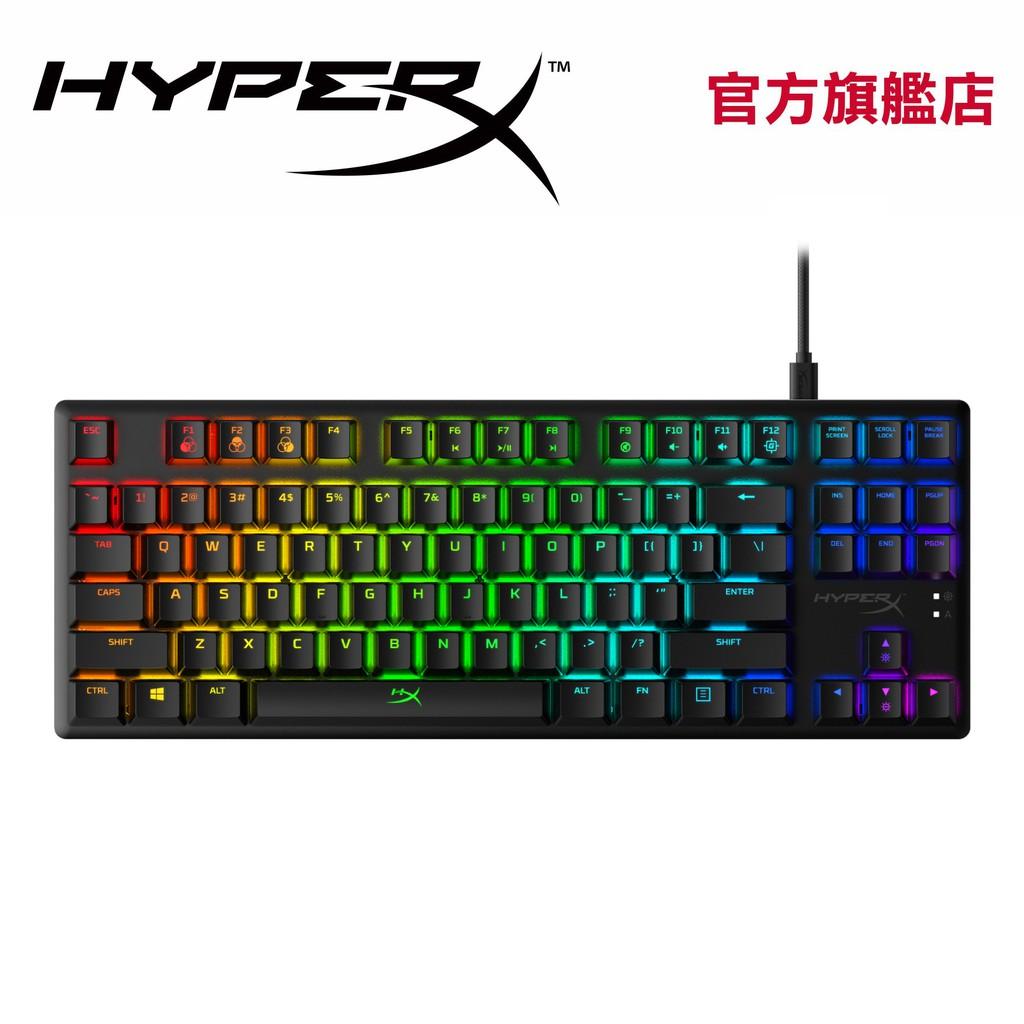HyperX Alloy Origins Core 機械式電競鍵盤 英文版 【HyperX官方旗艦店】