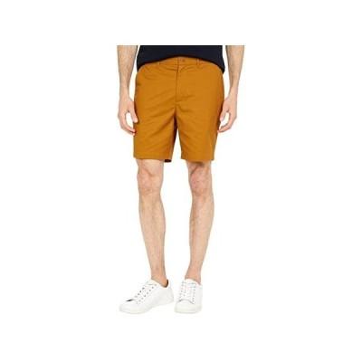フレッドペリー Classic Twill Shorts メンズ 半ズボン Dark Caramel