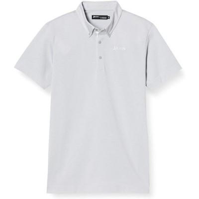 [スリクソン] 半袖シャツ RGMNJA02 メンズ GY00(グレー) 日本 M (日本サイズM相当)