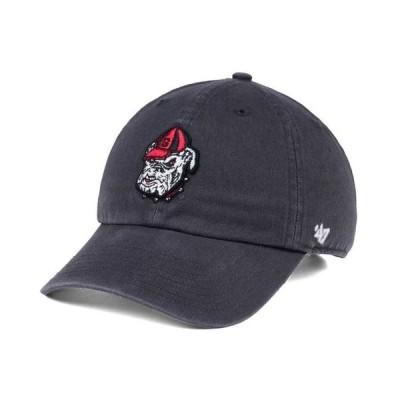 47ブランド メンズ 帽子 アクセサリー Georgia Bulldogs CLEAN UP Cap