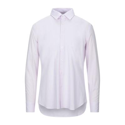 ASFALTO シャツ ライラック 41 コットン 97% / ポリウレタン 3% シャツ