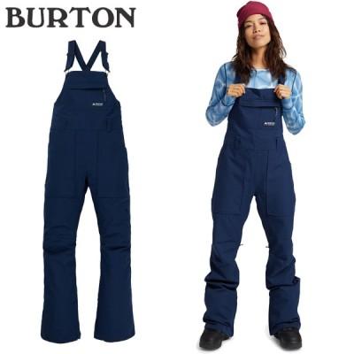バートン ウェア ビブパンツ 20-21 BURTON WOMEN'S AVALON BIB PANT Dress Blue スノーボード 日本正規品